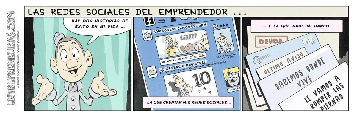 Las redes sociales del emprendedor - Entrepreneuras.com