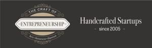 Banner for the Craft of Entrepreneurship