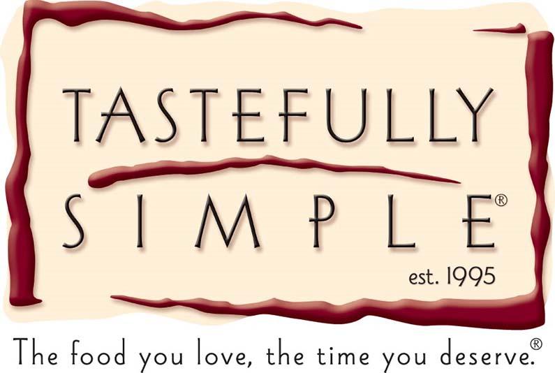tastefully simple logo
