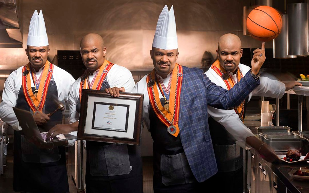 The Art of Leaving a Legacy with Master Chef Daryl Shular