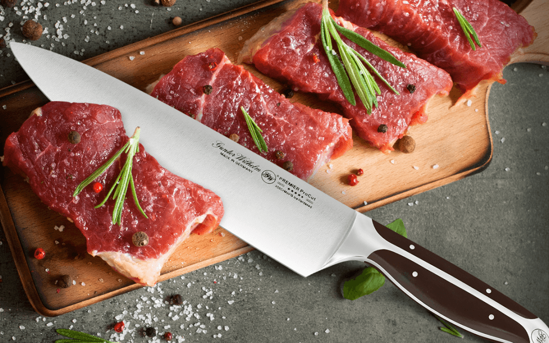 The Best Knives? Don't Take Our Word, Take Theirs…