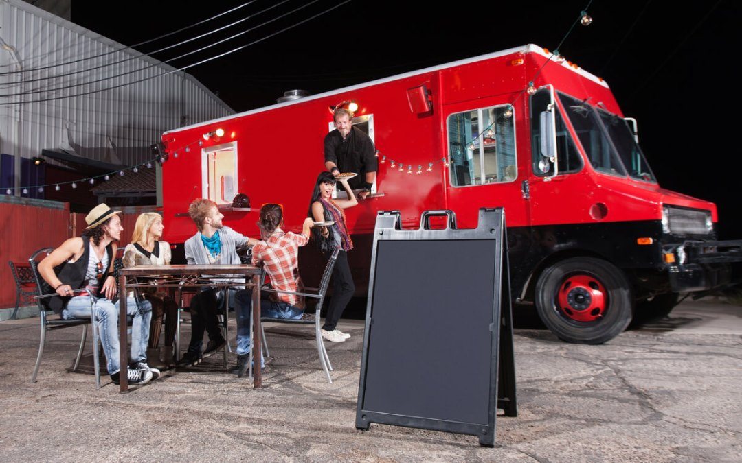 Setting Up Your Own Food Truck Business
