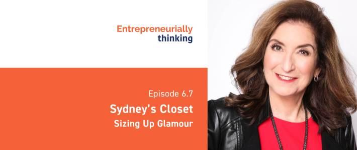 Episode 6.7 — Sydney's Closet | Sizing Up Glamour