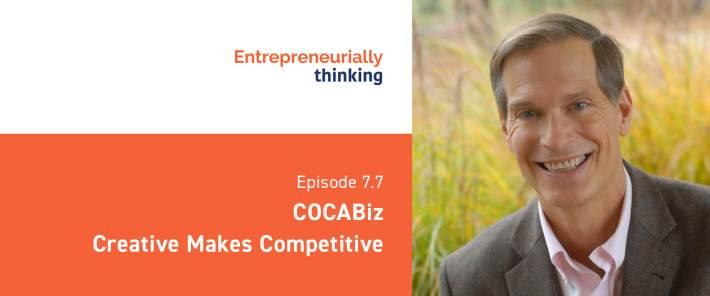 COCABiz | Creative Makes Competitive