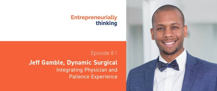 Jeff Gamble, Dynamic Surgical