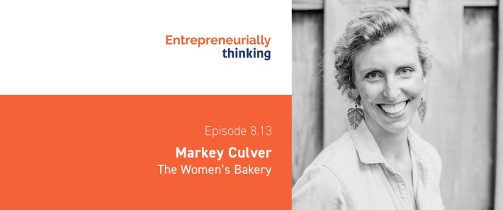 Markey Culver | The Women's Bakery