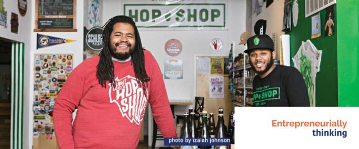 Good People, Good Beer, Good Times | Hop Shop