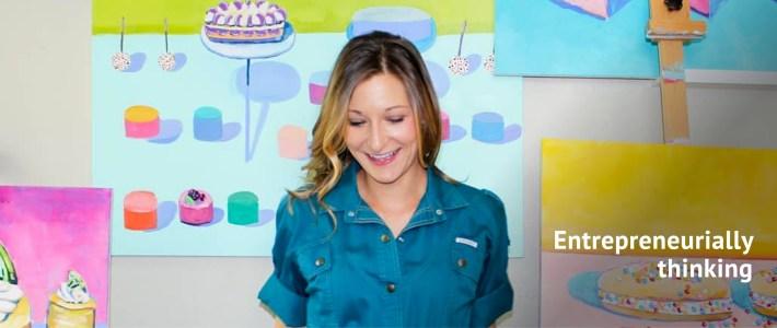 ETHINKSTL 142 (Season 11 EP 7) — Jessica Hitchcock | Following Her Entrepreneurial Heart for Art