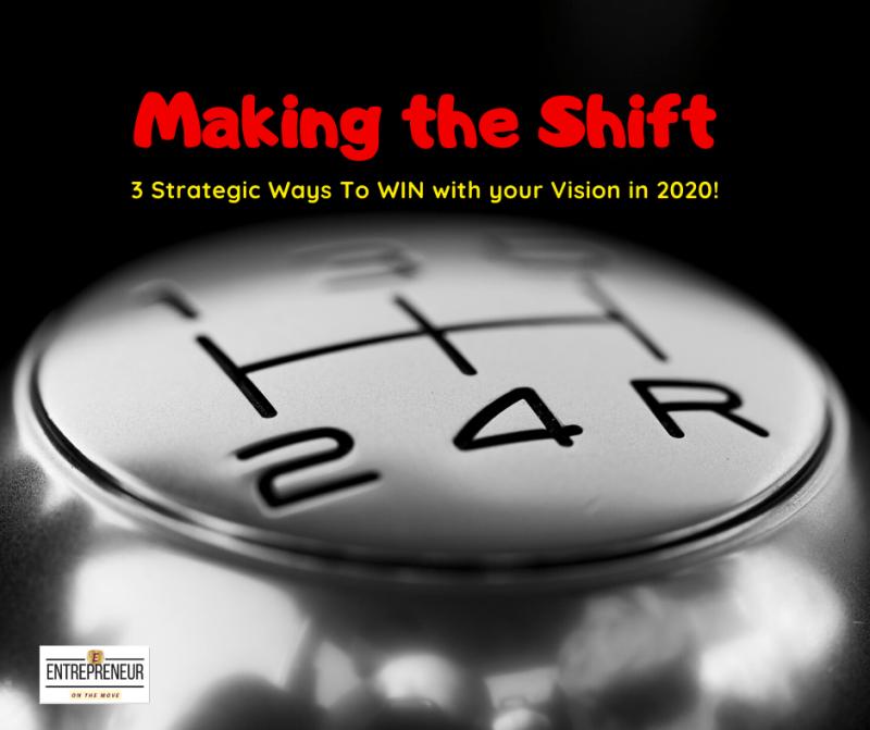 Making The Shift Webinar
