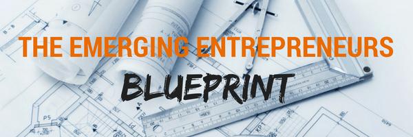 The Emerging Entrepreneur Blueprint