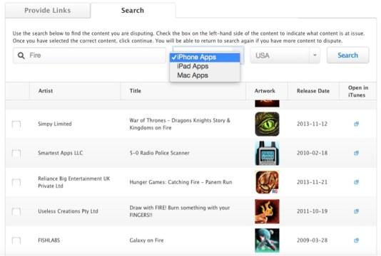 Running a comprehensive search of the App Store can be less intuitive than it sounds because Apple separates App Store content by device.