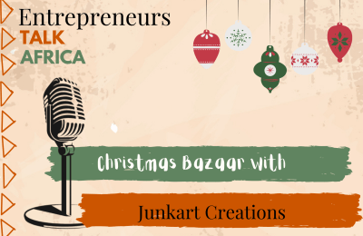 Xmas Bazaar – With Ruben from Junkart Creation
