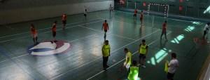 Sports collectifs entre collègues