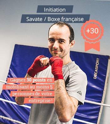 boxe francaise initiation