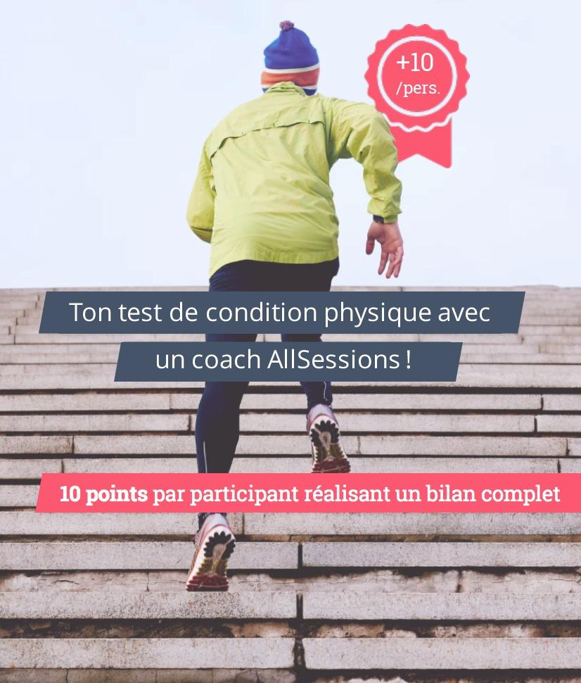 Test de condition physique