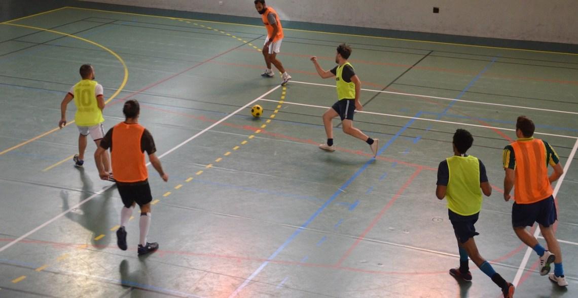 Futsal Paris 11 Paris 12