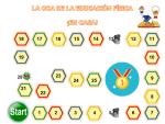 El juego de la Oca (versión Educación Física)