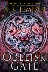 The Obelisk Gate de N. K. Jemisin