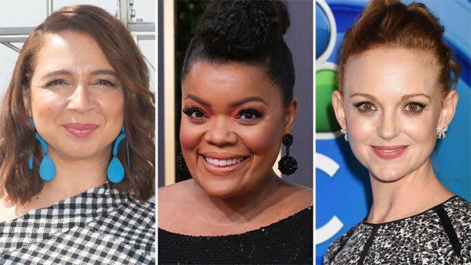 Maya Rudolph, Yvette Nicole Brown e Jayma Mays estarão na sequência de 'Encantada'