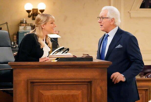 NBC encomenda revival de 'The Night Court'