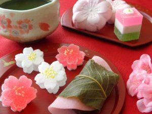 春_和菓子