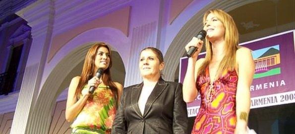 Estación de la Moda, Armenia 2008