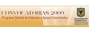 convocatorias-programa-distrital-estimulos-2009