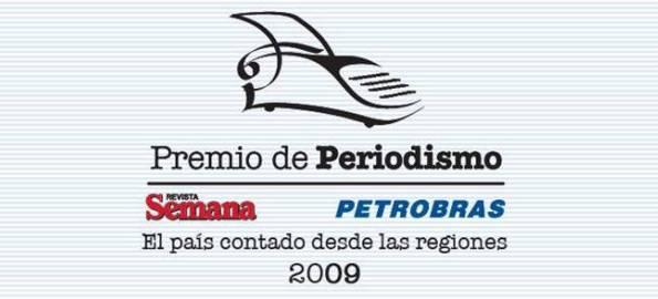 Premio Periodismo Semana-Petrobras 2009