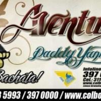 Daddy Yankee y Aventura en Cali