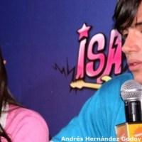 ISA TKM ven a bailar en Bogotá