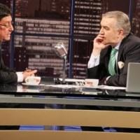 José Gabriel entrevista al vicepresidente Santos