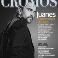 Juanes personaje del año Cromos 2009
