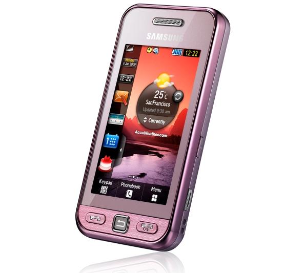 Samsung Pink Star