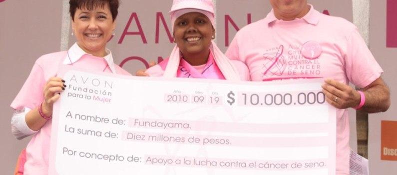 Entrega Fundación Fundayama