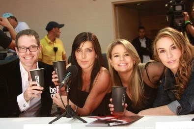 Jurado de elección finalistas Chica E! Colombia