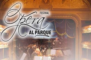 Opera al Parque 2011