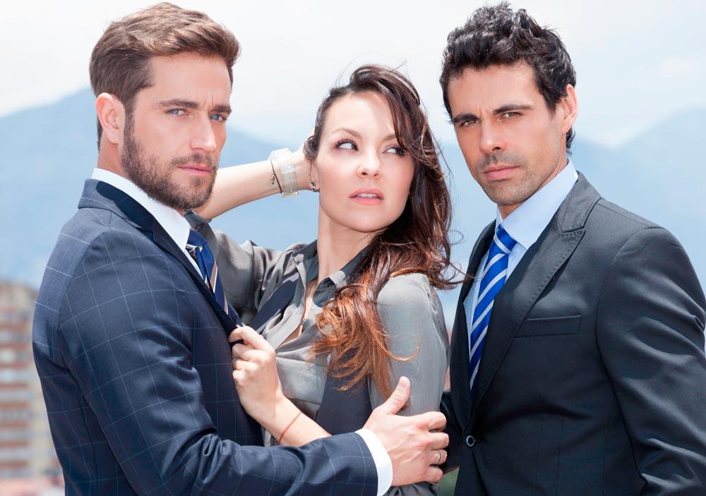 Mentiras Perfectas: gran estreno por Caracol Televisión