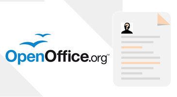 Cv Gratuit Open Office Un Modele De Cv Pour Une Solution Rapide