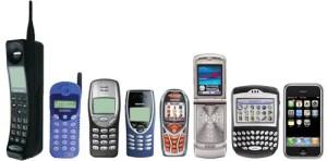 Breve historia de la telefonía móvil