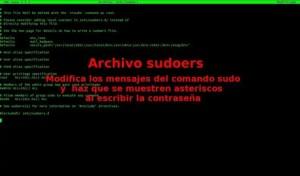 Archivo sudoers, configuración del comando sudo en Ubuntu