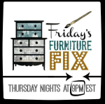 Link Party Friday Furniture Fix