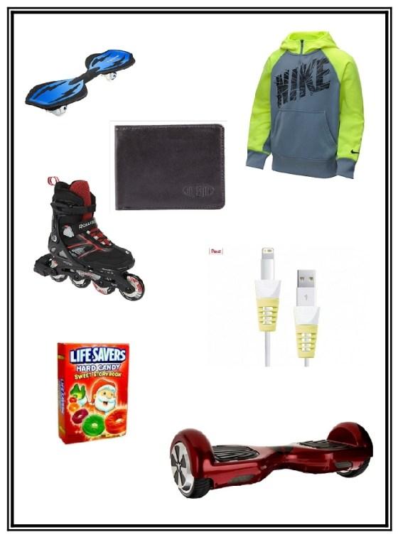 Boy's Gift Ideas 2015