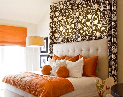 9 Creative Ways to Decorate With Curtains