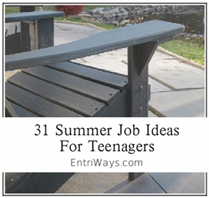 31 summer job ideas for teenagers
