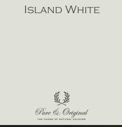Pure and Original Island White
