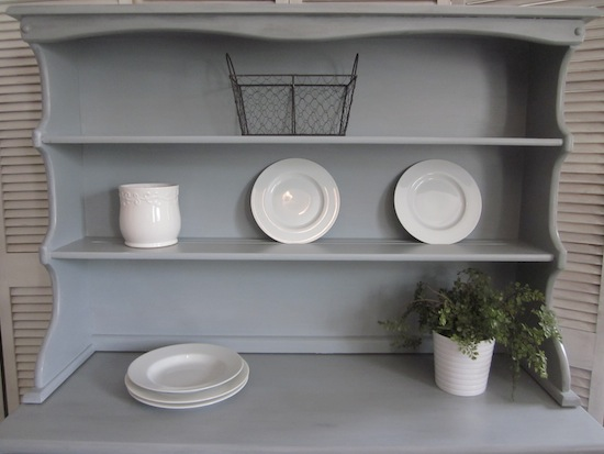 Blue Gray Hutch 3