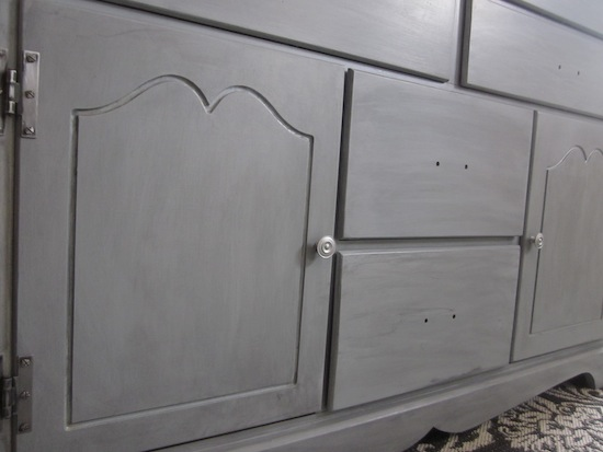 Blue Gray Hutch 6