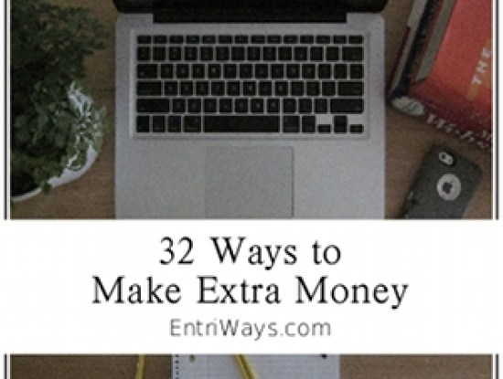 32 ways to make extra money