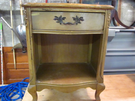 French night stand