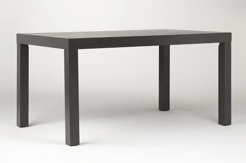 West Elm Parsons Dining Table